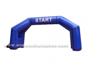 Newest design Star inflatable arch