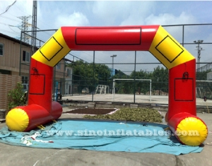 outdoor inflatable arch