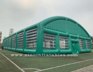 big sports arena air sealed inflatable tent