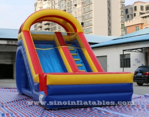 high front load kids inflatable slide