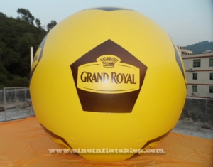 grand royal advertising inflatable helium balloon