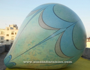 Roof Top Style Inflatable Hot Air Balloon