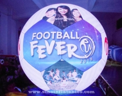 advertising inflatable LED helium balloon