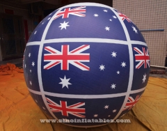 custom size advertising inflatable helium balloon