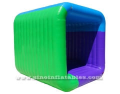interactive cube inflatable flip it
