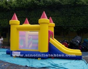 indoor kids party small bouncy castle