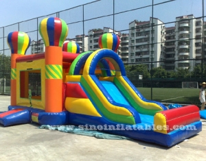 commercial kids inflatable bounce house
