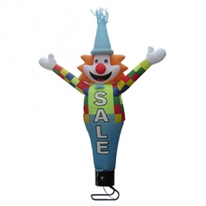 advertising clown inflatable air dancer