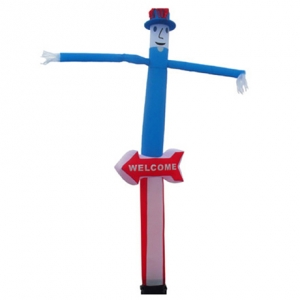 scarecrow advertising inflatable air dancer