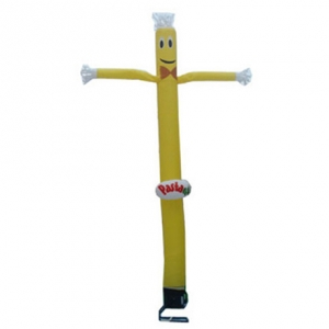 advertising pasta inflatable tube man