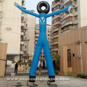 advertising tyre inflatable wind man