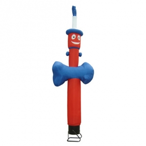 advertising clown inflatable sky dancer