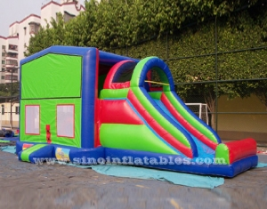 5in1 kids inflatable module bouncer