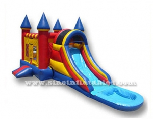 kids inflatable water bounce house