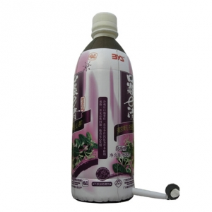 China tea inflatable bottle replica