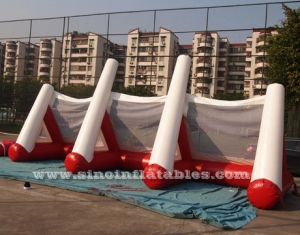 kids N adults inflatable football goal