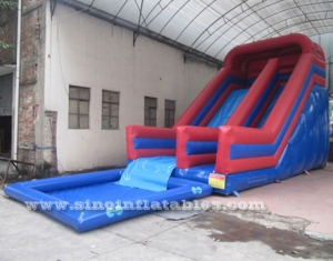 Kids Parties commercial Inflatable Pool Slide