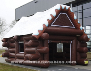 inflatable ski cabin tent
