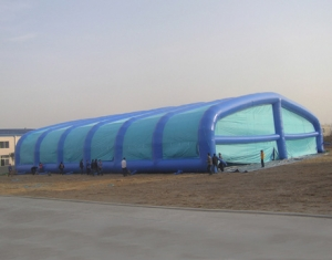 super sports arena giant inflatable marquee