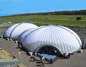 super giant trade shows inflatable dome tent