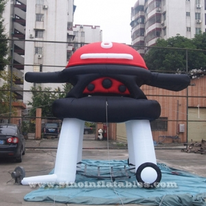 giant advertising BBQ inflatable oven model