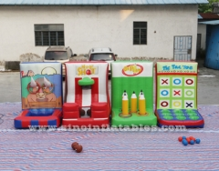 airtight inflatable carnival games