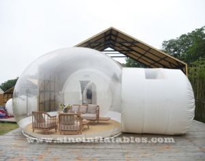 resort inflatable lodge bubble hotel