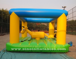children N adults inflatable bouncy castle