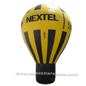 outdoor advertising inflatable ground balloon