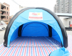 portable airtight inflatable advertising tent