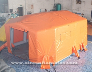 portable inflatable hospital tent