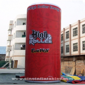 High Roller inflatable energy can