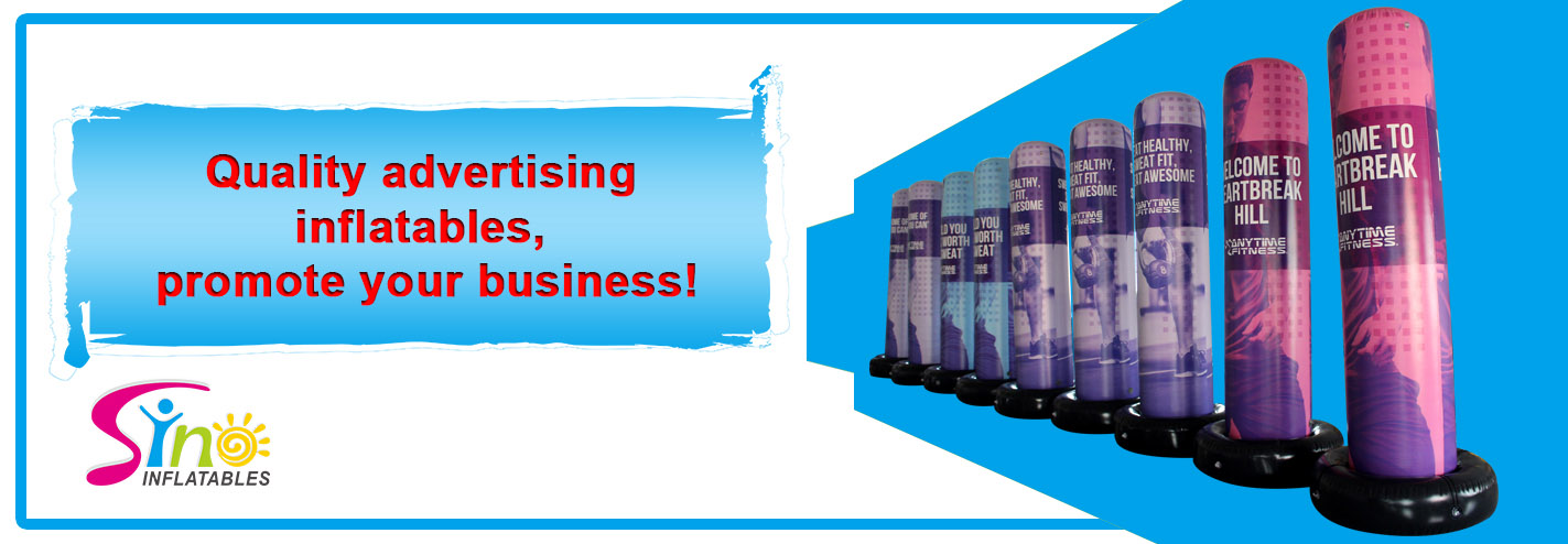 Quality advertising inflatables to promote your business