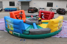 Just get some fun with your friends from the inflatable hungry hippos!!