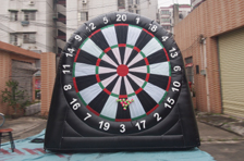 Breaking news! This inflatable dart board remains the top sales for 3 months!