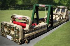 World's coolest insane inflatable obstacle course for adults from Sino Inflatables